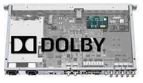 Option Board Dolby® D/D+/E Decoder, Metadata emulation